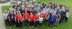 Tech Exeter conference attendees group photo