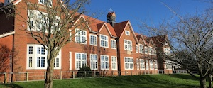 King's School Frontage