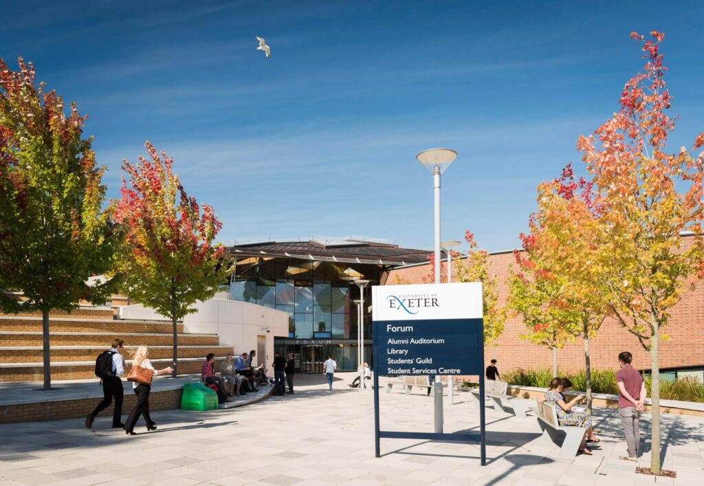 Image of Exeter Campus